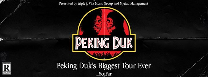 Peking Duk  Biggest Tour Ever  Byron Bay [Sold Out]
