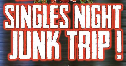Singles Mingle  Junk Party