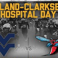 Highland-Clarksburg Hospital Day at WVU Football Ticket Sale