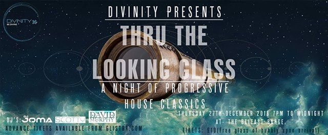 Divinity Presents Through The Looking Glass