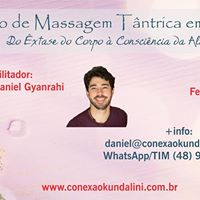 Curso de Massagem Tntrica S para Mulheres