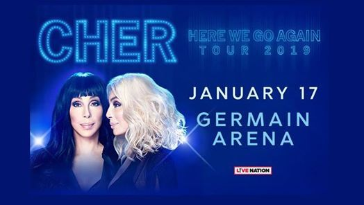 Cher At Germain Arena