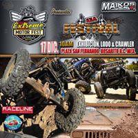 Festival 4x4 Rosarito