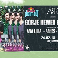 ARK Presents Gorje Hewek &amp Izhevski (All Day I Dream)