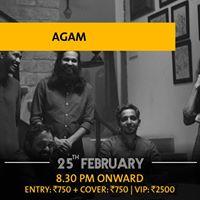 Agam - Sunday Live