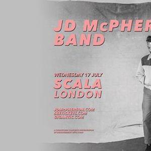 JD McPherson live at Scala London