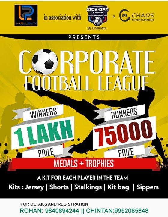 Chennai Corporate League