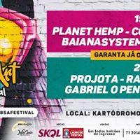 Show Onze20 - Lauro de Freitas (BA)