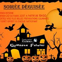 Tournoi interne vendredi Halloween
