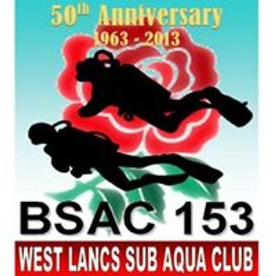 Bsac 153 West Lancs Sub Aqua Club