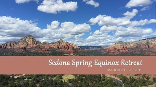 Sedona Spring Equinox Retreat