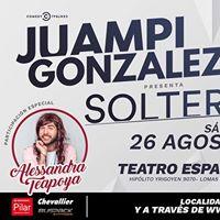 Juampi Gonzlez en Lomas de Zamora