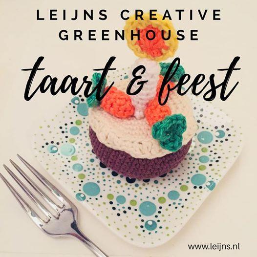 Miniworkshops Haken Taart En Feest At Kromhout Zwijndrecht