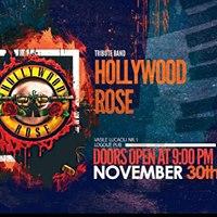 Baia Mare  Hollywood Rose (Guns N Roses Tribute Band - Hungary