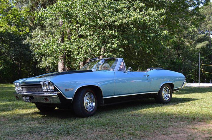 Th Annual Piedmont Classic Chevy Club Car Show At Lake Wheeler - Raleigh car show
