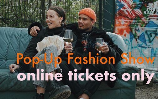 Popup Fashion Show  New Location - Mainz  VinoKilo