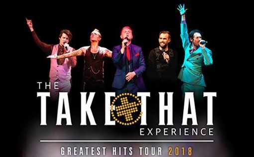 The Take That Experience - Live in Hornchurch