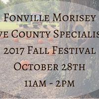 2017 Fall Festival