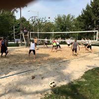 Hawthornes Sand 6s Volleyball Tournament