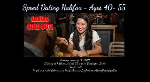 Speed-Dating in halifax nova scotia