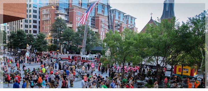 911 Memorial Stair Climb TEAM EMS ROADDOCS
