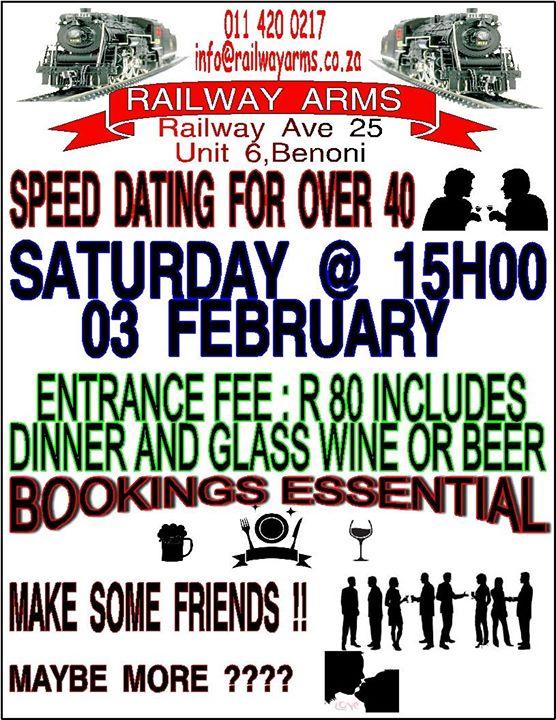 speed dating boksburg