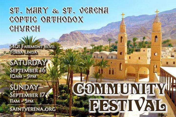 Annual Church Festival