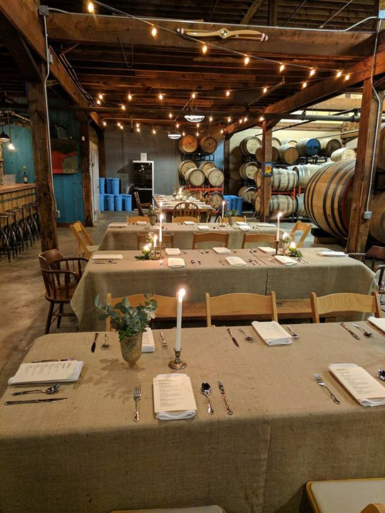 Trappe Door Dinner - 3rd Annual & Trappe Door Dinner - 3rd Annual at Birds Fly South Ale Project ...