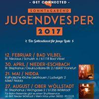 Get connected - Jugendvesper in der Wetterau