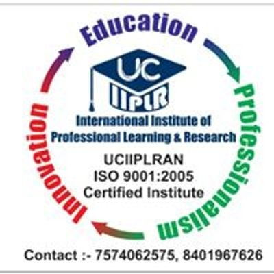 UC International Institute Of Professional  Learning And Research
