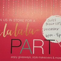 Falalala Party at Maurices