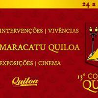 Mostra de Arte - 13 Cortejo Maracatu Quiloa