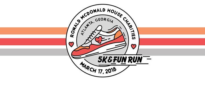 Atlanta Ronald Mcdonald House Charities 5k And Fun Run At 5673