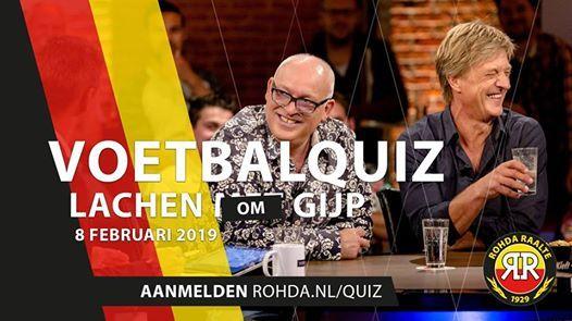 Rohdas Winter Voetbalquiz - Lachen om GIJP