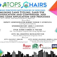 OSHDP-TOPS Real Estate Development Forum