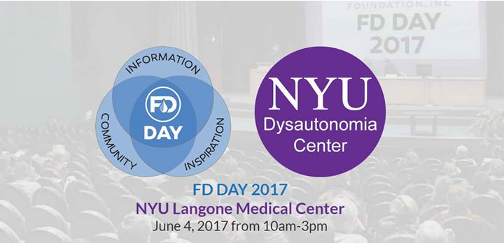 Familial Dysautonomia (FD) Day 2017 at NYU Langone Medical Center