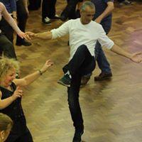 Israeli Dancing with Karina