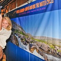 Waters Extreme Journey Exhibit Opening