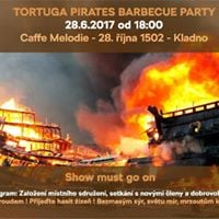 Tortuga Pirates Barbecue Party
