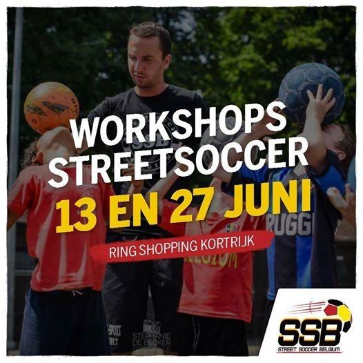 Workshops Streetsoccer