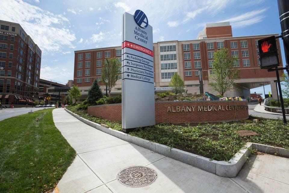 2018 albany med ems nightdinner - Hilton Garden Inn Albany Medical Center