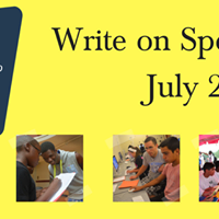 Write on Sports Summer Camp- Newark Session 1