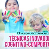 Curso Tcnicas Inovadoras em TCC Infantil