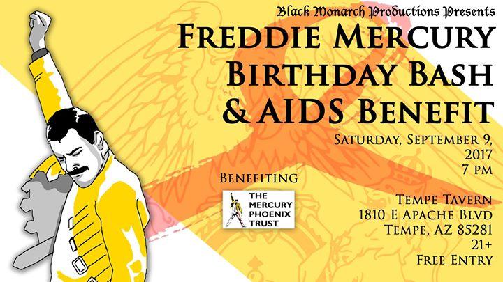 Freddie Mercury AIDS Benefit Show