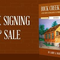 Book Signing &amp Sale - Buck Creek School Revisited