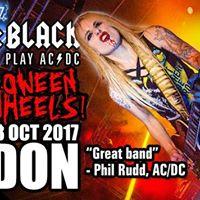 BACKNBLACKs Helloween on Wheels (UK)