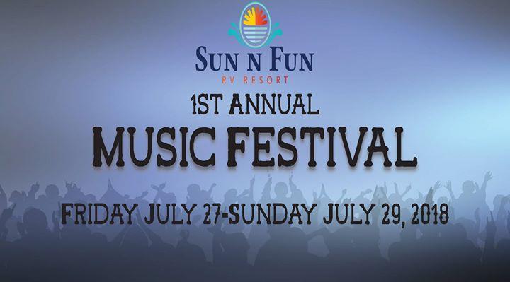 1ST Annual Sun N Fun Music Festival