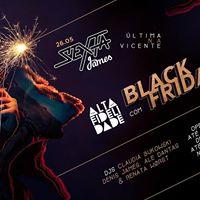 ltima Sexta James Alta Fidelidade com Black Friday