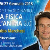 ROMA Corso La Fisica dellAnima 3.0 con Fabio Marchesi