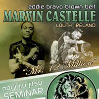 Marvin Castelle Seminar  Full Power Gym